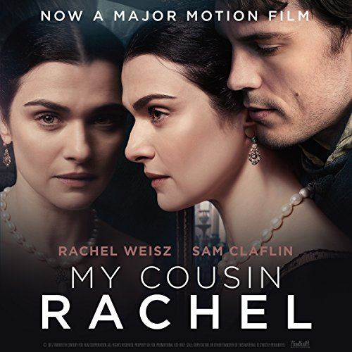 My Cousin Rachel: Film Tie-In Edition audiobook cover art
