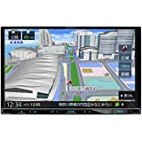 ケンウッド カーナビ 彩速ナビ 8型 MDV-S707L 専用ドラレコ連携 無料地図更新/フルセグ/Bluetooth/Wi-Fi/Android&iPhone対応/DVD/SD/USB/ハイレゾ/VICS/タッチパネル