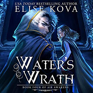 Water's Wrath audiobook cover art