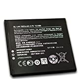 Glitzy Gizmos® genuine Nokia Microsoft Lumia recargable BL-L4A BL L4A 1905mAh 7.0wh 3,7V para Microsoft Lumia 535/Dual SIM (ninguno embalaje)
