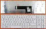 Infoelettronica Tastiera Italiana Bianca Compatibile con Sony Vaio SVF152C29M