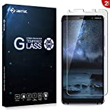RIFFUE Nokia 9 PureView Protector de Pantalla, Cristal Templado 9H Dureza 3D Touch Glass Premium Screen Protector Film para Nokia 9 PureView [2 Unidades]
