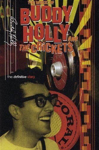 Buddy Holly And The Crickets - The Music of ... : The Definitive Story (+ Audio-CD / Limited Edition) [2 DVDs]