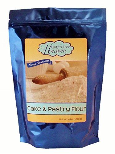 Gluten-Free Cake & Pastry Flour (4 lb)