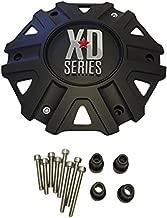 KMC XD Series Monster II 2 Cap M-959 Black Wheel Center Cap