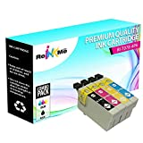 ReInkMe 4 Pack Remanufactured 78 Ink Cartridges for Epson R280 RX580 RX680