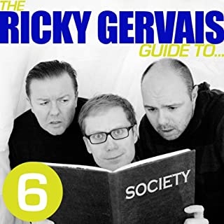 The Ricky Gervais Guide to...SOCIETY cover art