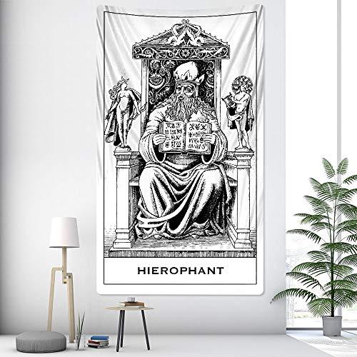 KHKJ Hechicero hechicero decoración del hogar Tapiz Hippie Mandala Tapiz Dormitorio decoración de la Pared sofá Manta Yoga colchón A2 200x180cm