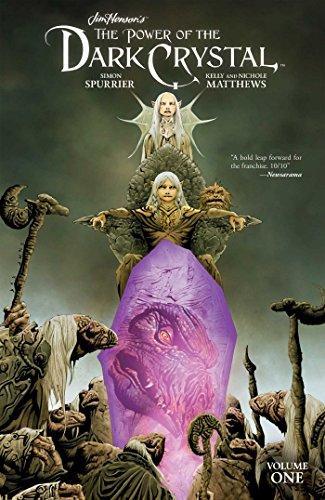 Jim Henson's Power of the Dark Crystal, Vol. 1
