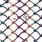 Red de Seguridad Malla Subir escaleras Balcón red de protección de los niños red de seguridad al aire libre hamaca neto neto neto Imagen de pared piscina cubierta de la red de red de seguridad infanti