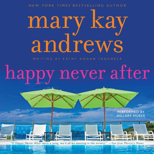 Happy Never After audiobook cover art