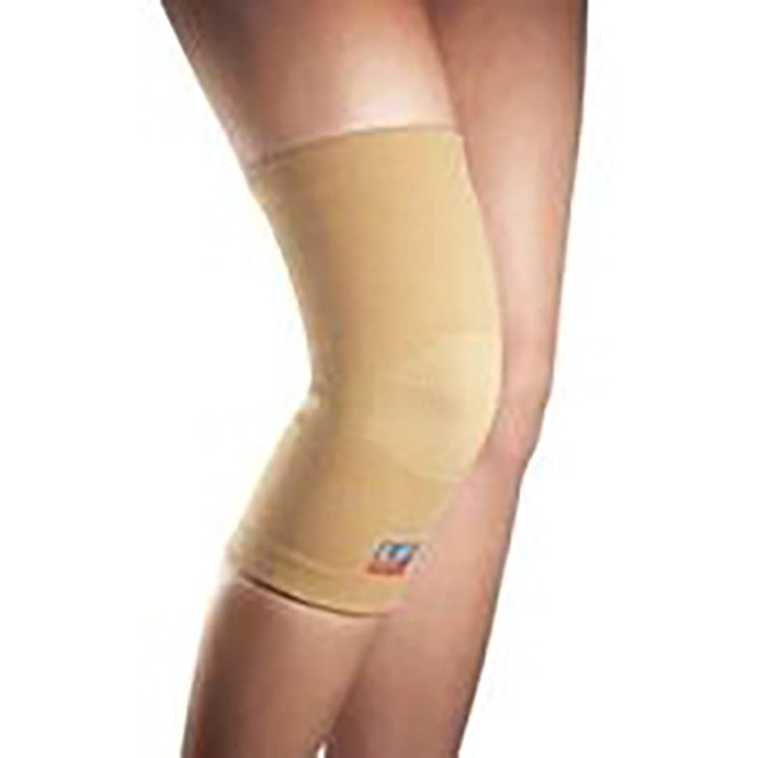 LP Four-Way Stretch Knee Support (Unisex; Natural), Medium