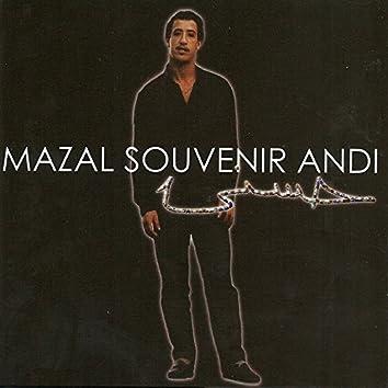 Mazal souvenir andi
