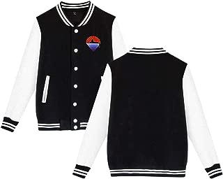 Philip Griffin Cool Particular Grateful Dead Cats Unisex Baseball Jacket Uniform Coat Sport Jersey Outwear Plus Velvet