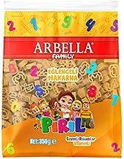 Arbella Sevimli Rakamlar - Pırıl Çocuk Makarna