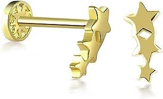 Suchergebnis auf für: tragus piercing gold 50
