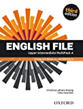 English File : Upper-Intermediate MultiPack A - Student's Book A/Workbook A - 3rd Edition (English File Third Edition)