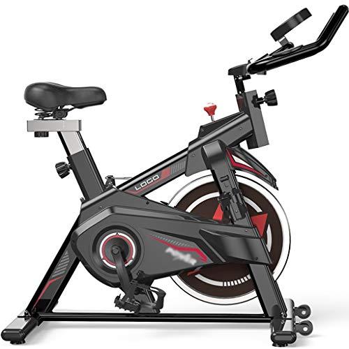 Hometrainers Kettler Hometrainers Fietstrainer Home Indoor Hometrainer Fitnessapparatuur Fiets Gewichtsverlies Stepper (Color : Black, Size : 83 * 57 * 126cm)