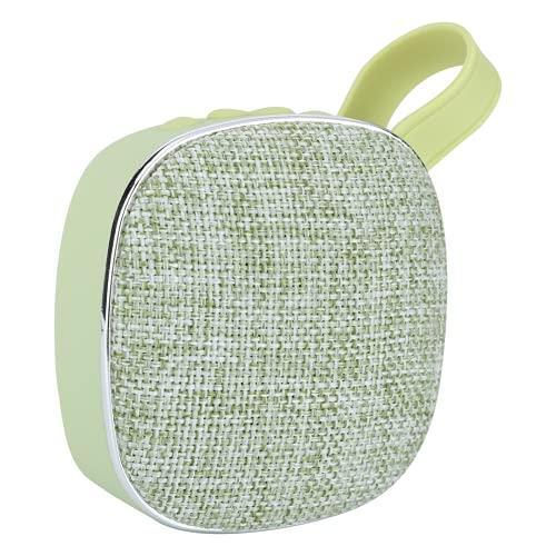 KUIDAMOS Altavoz inalámbrico, práctico Altavoz inalámbrico portátil con Sonido estéreo Claro para Uso doméstico o en Interiores para Fiestas en casa