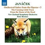 Janacek : Suites orchestrales d'opéras - Vol.3