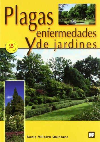 Plagas y enfermedades de jardines (Patología Vegetal