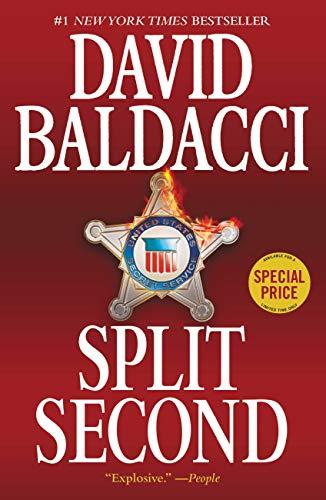 Split Second (King & Maxwell Series Book 1)