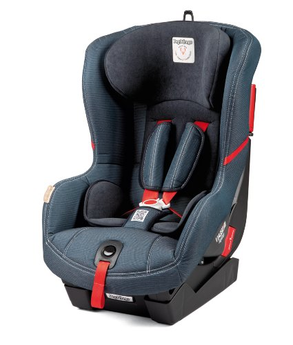 Peg Perego IMDA020035DE41 Seggiolino Auto Viaggio 1 Duo-Fix K, Blu