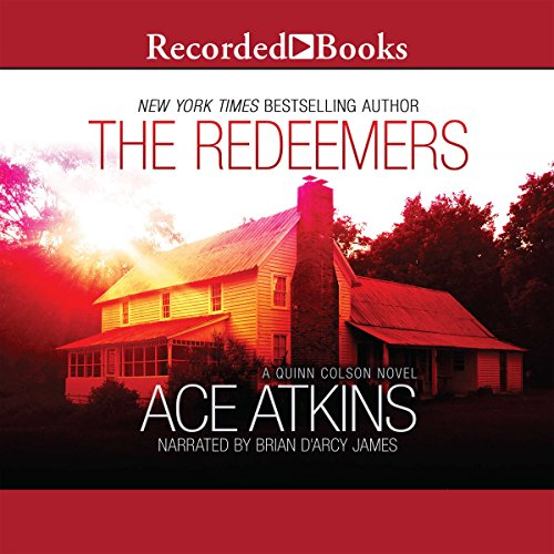 The Redeemers audiobook cover art