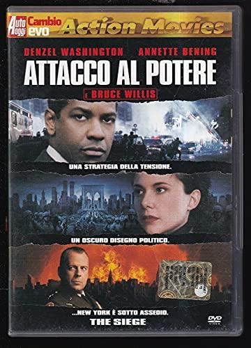 EBOND Attacco Al Potere - The Siege - Bruce Willis DVD Editoriale