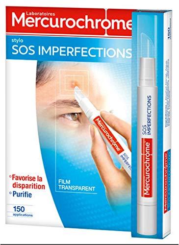 Mercurochrome Stylo SOS Imperfections 2 ml