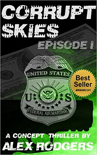 Book: Corrupt Skies - Episode I by Alex Rodgers