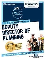Deputy Director of Planning (Career Examination)