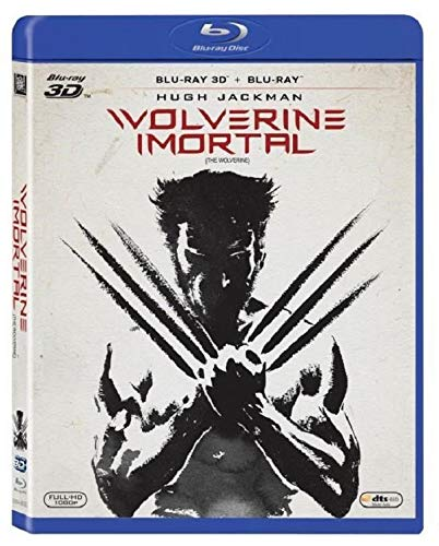 Wolverine Imortal   Blu Ray 3d + Blu Ray