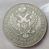 Chaenyu Polonia 5 zloty 1930-1934 5 Tipos de copias colección de Regalo de Monedas conmemorativas-1831