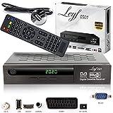 Leyf-0301 Sat Receiver PVR Aufnahmefunktion Digitaler Satelliten Receiver- (HDTV, DVB-S /DVB-S2,...