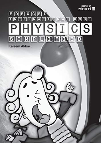 Edexcel International GCSE Physics Simplified: black and white version download ebooks PDF Books
