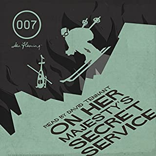 Couverture de On Her Majesty's Secret Service