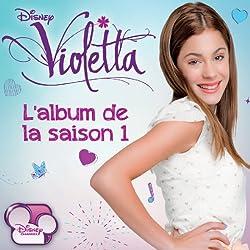 Violetta-l'Album de la Saison 1