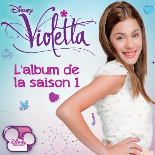 Violetta-l\'Album de la Saison 1