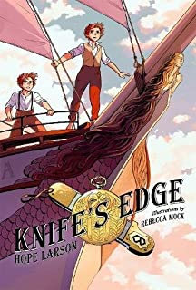 Knife's Edge: A Graphic Novel (Four Points, Book 2)