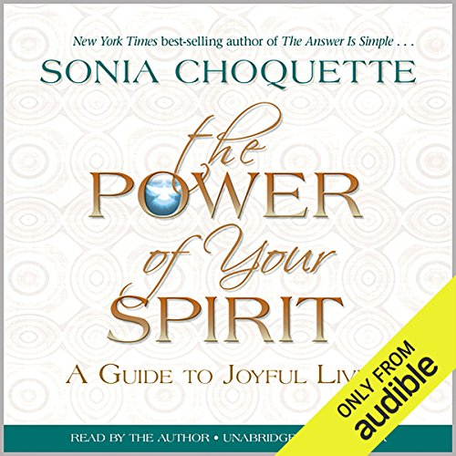The Power of Your Spirit cover art