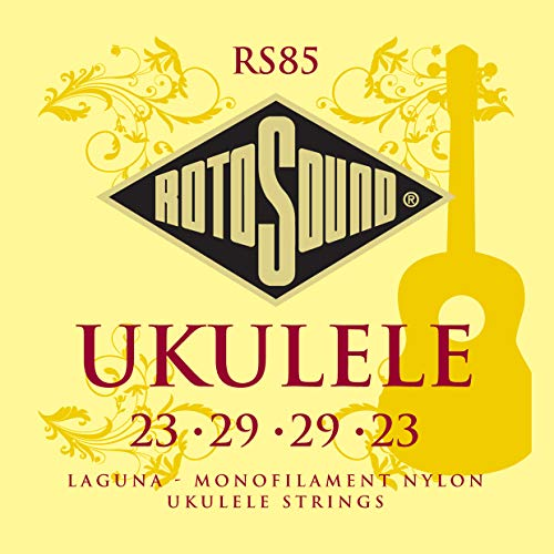 Rotosound RS85 Muta per Ukulele