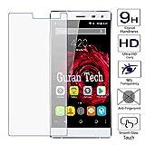 Guran® Protector de Pantalla Vidrio Cristal Templado Para THL T7 Smartphone Film