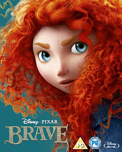 Brave [Blu-ray] [UK Import]