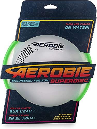 Aerobie Superdisc - Green