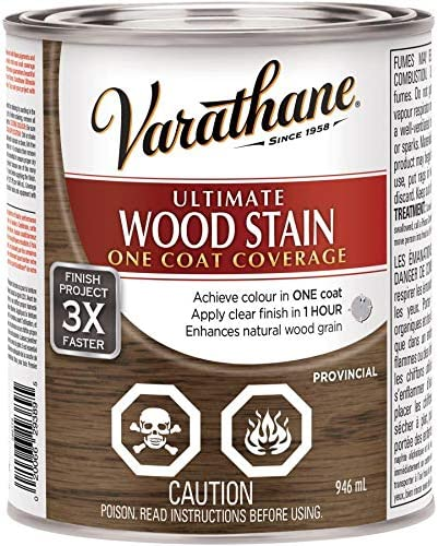 946mL New OFFicial store color Ultimate Provincial Wood Stain Alkyd