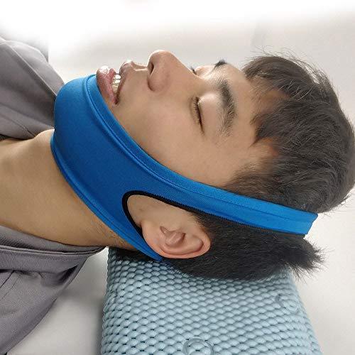 Anti-Schnarch-Kinnriemen, Komfortable Natürliche Schnarchlösung Und Anti-Schnarch-Geräte, Schlafapnoe-Linderung, Holen Sie Sich Einen Erholsamen Schlaf Für Frauen Und Männer