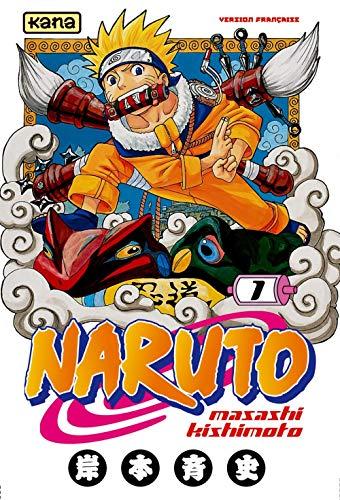 Naruto - Tome 1 avec Sticker euro (Shonen Kana)