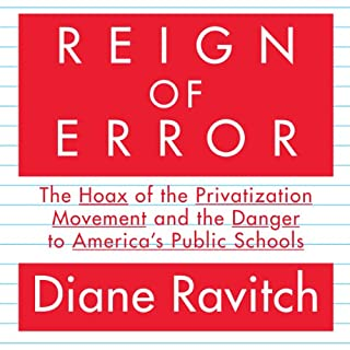 Reign of Error cover art