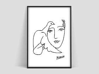 Kunstkarte Pablo PicassoHeuschrecken